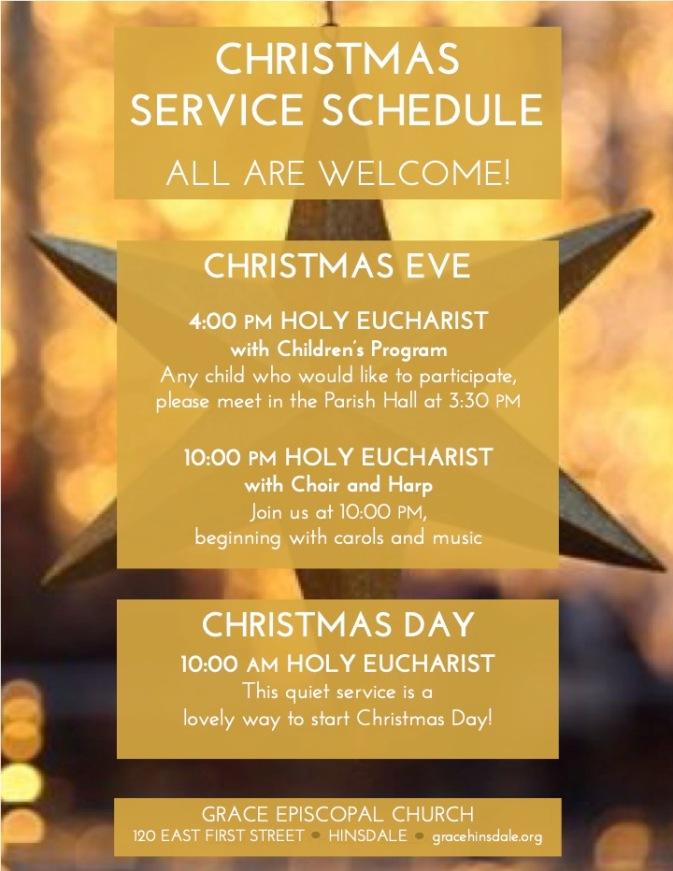2018 Christmas Poster